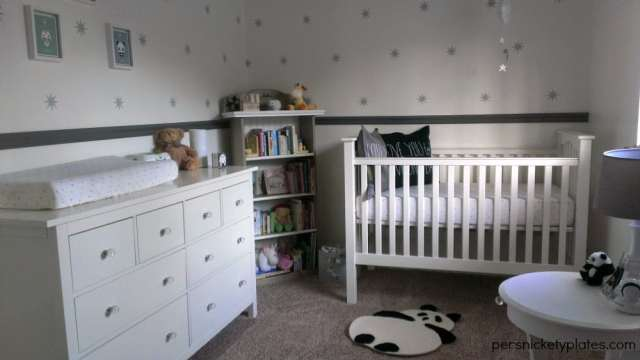 Baby Girl Room Reveal | Persnickety Plates