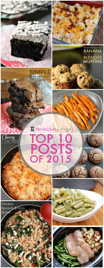 Persnickety Plates Top 10 Most Popular Posts of 2015!