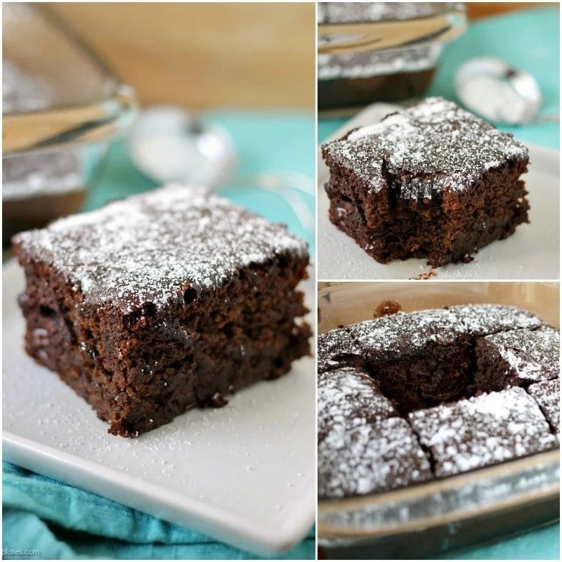 collage of chocolate snack cake pictures