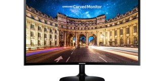 Samsung C24F390 Review