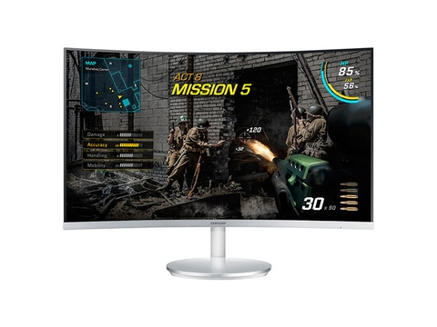 Samsung CF591 Review