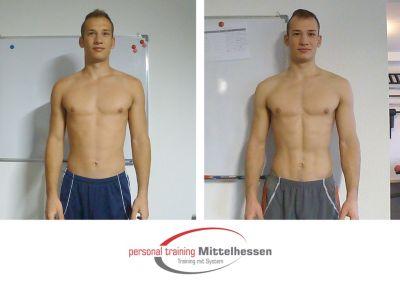 Körperfett reduzieren – Interview mit Felix Bortz