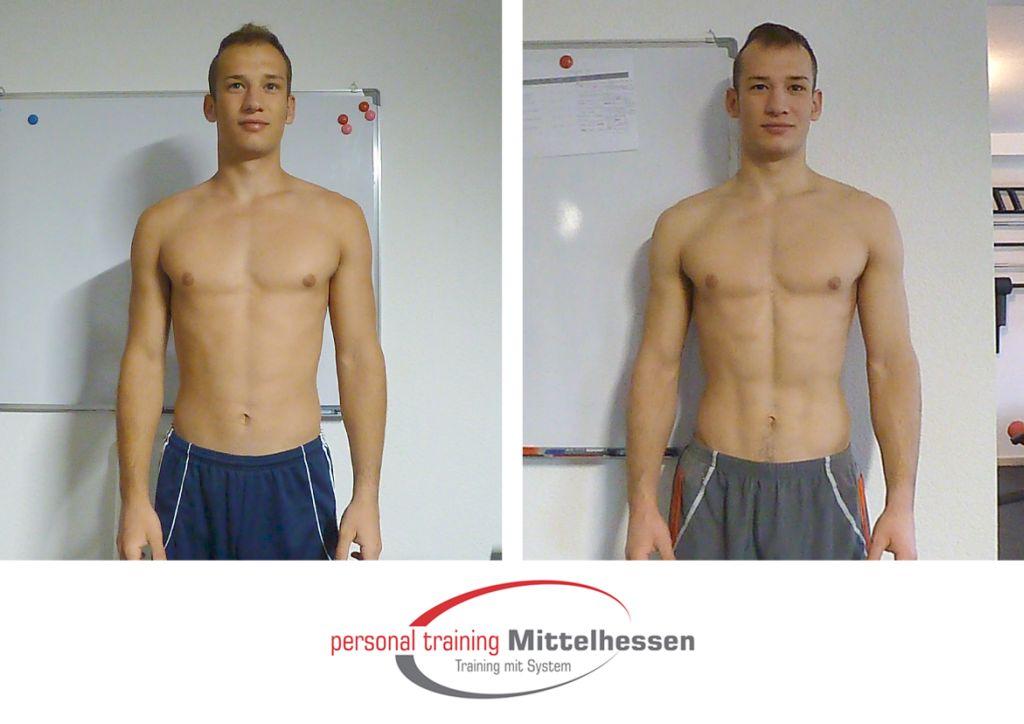 körperfett und muskelmasse