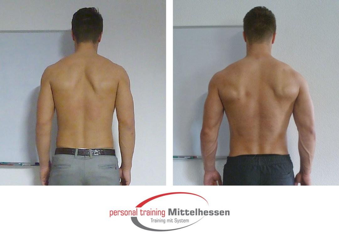 Muskeln aufbauen - Sascha Kuche