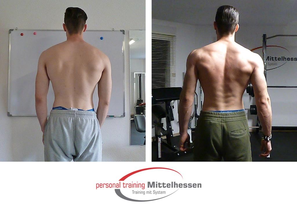 Muskeln aufbauen - Steven John