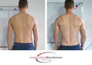 Muskeln aufbauen - Torben Fehy