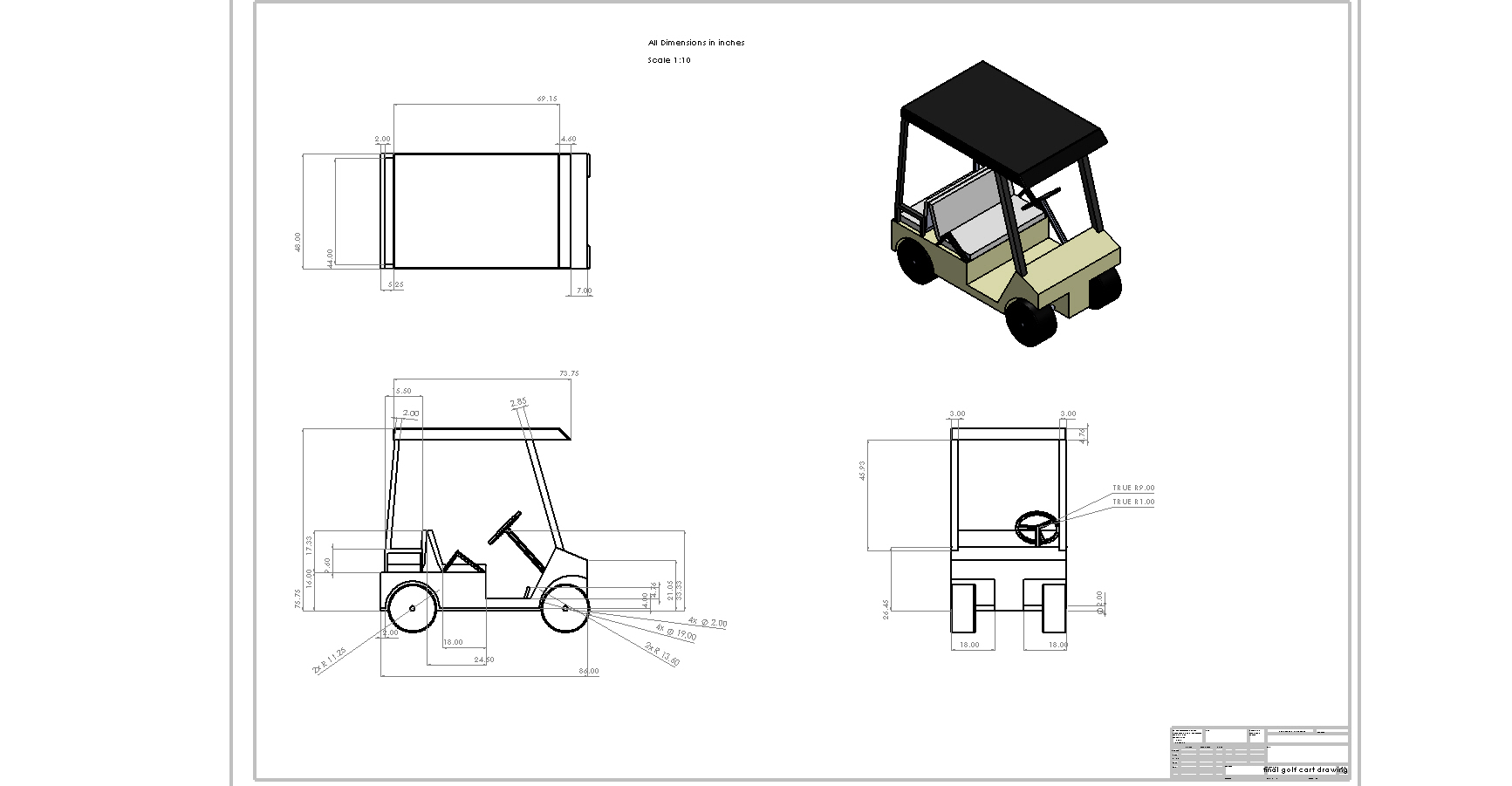 Golf Cart Sizes And Specs Pictures To Pin