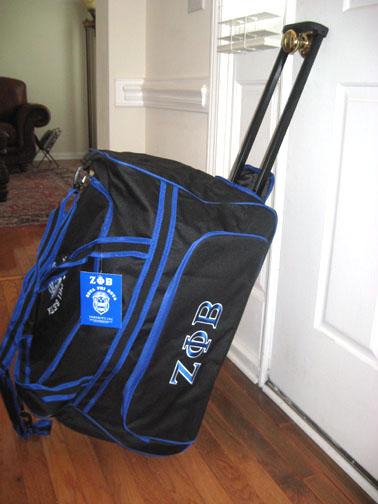 Zeta Trolley Bag
