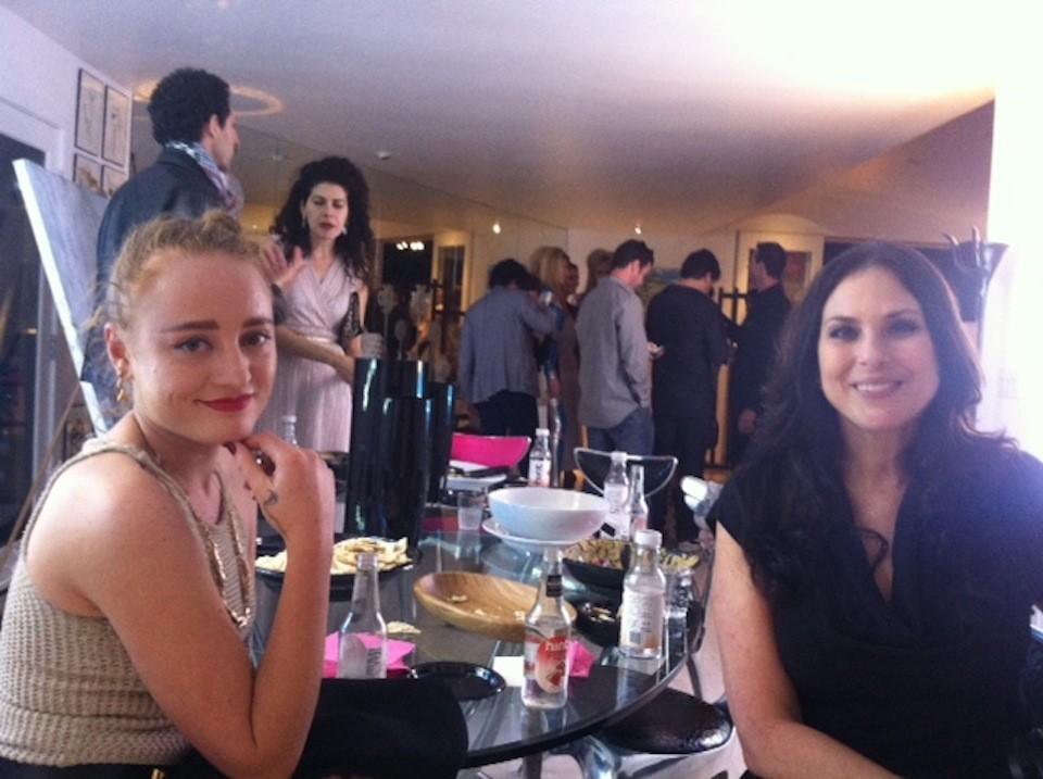 Jewels with Millie Brown, and Norel Mancuso