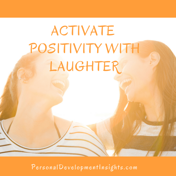 Activate Positivity for Better Living