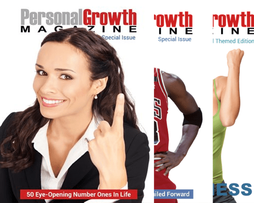 personal growth magazines