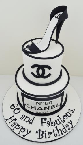 Chanel Heel - AC559