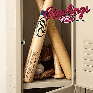 Father of the Year Personalized Rawlings Baseball Bat