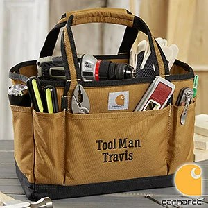 Carhartt� Signature Utility Embroidered Tool Tote