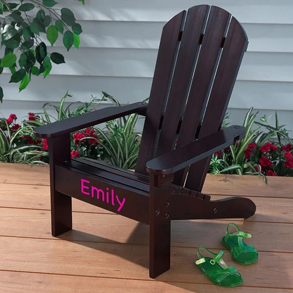 Personalized Kids' Chair