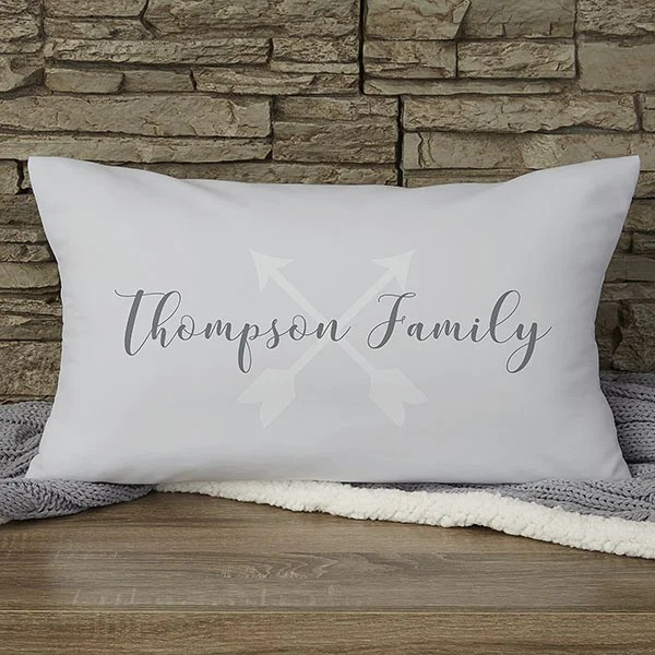 this is us personalized lumbar throw pillow