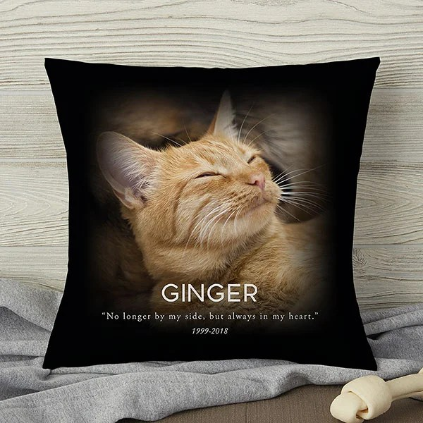 personalized animal pillows online