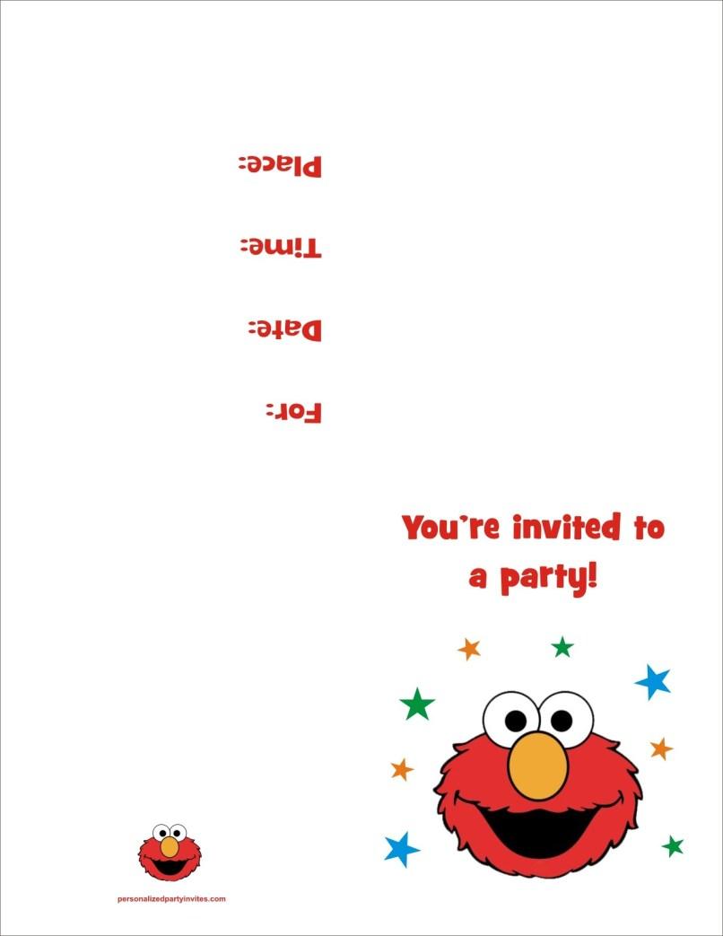 Free Printable Custom Birthday Invitations | Inviview.co