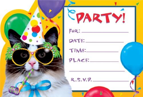 Fill Invitations Vip