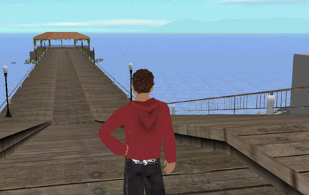 Virtual Laguna Beach Pier