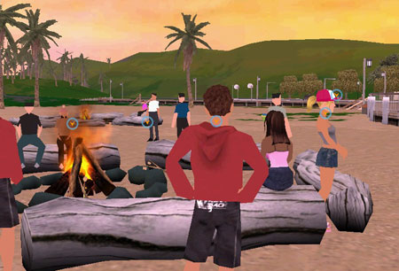 Virtual Laguna Beach Party