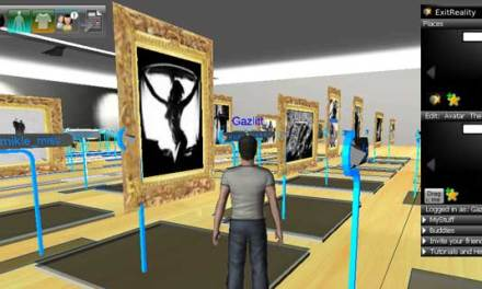 The Avatars Take Over the Asylum – Layered 'Social' Virtual Worlds