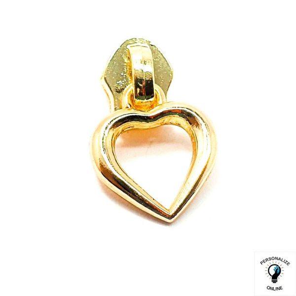 Cursor dourado coração Nº 05