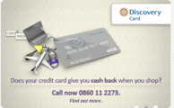 Discovery Credit Card
