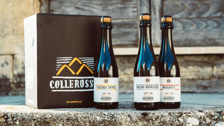 Parte COLLEROSSO: progetto dedicato alla sperimentazione e fermentazione spontanea