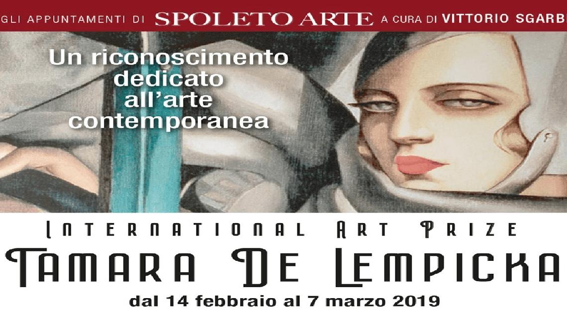 "Alla Milano Art Gallery l'International Art Prize ""Tamara de Lempicka"""
