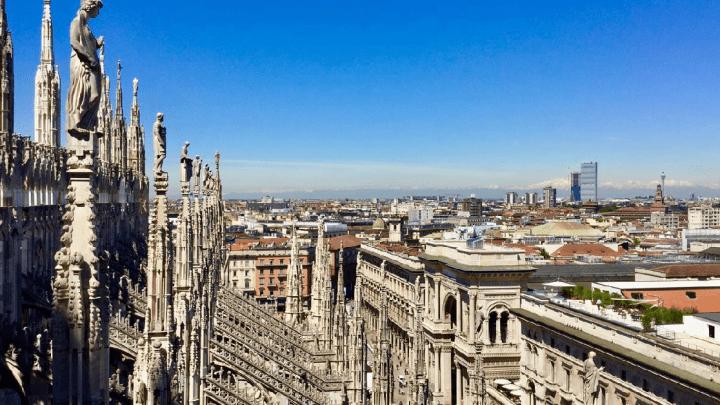 Un altro primato per Milano: tra le città più care al mondo per l'affitto di monolocali