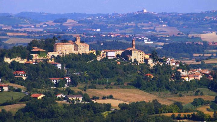 Il Castello di Montiglio Monferrato
