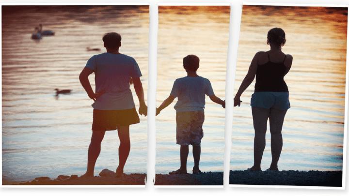La separazione dei propri genitori è un'esperienza che lascia il segno per sempre