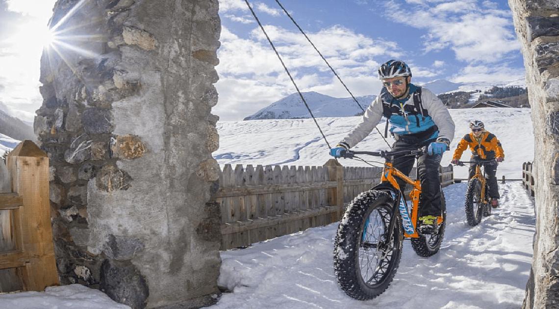 Fat Bike: ecco dove pedalare sulla neve in Italia
