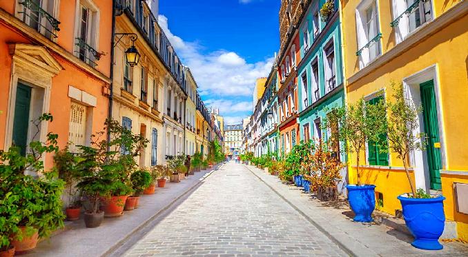 Rue Crémieux: la via di Parigi più pubblicata su Instagram