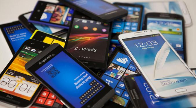 17mila tonnellate di smartphone e tablet distrutti nel 2018