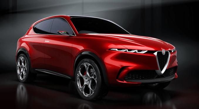 Milano – Salone del Mobile 2019: anteprima italiana del Concept Alfa Romeo Tonale