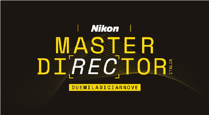 Nikon Master Director 2019 – Iscrizioni aperte