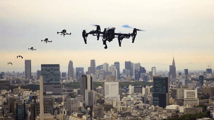Parte il progetto Urban Air Mobility: a Torino si viaggia in Drone