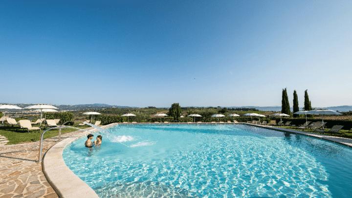 Borgobrufa Spa Resort di Torgiano in Umbria: a breve l'apertura dopo il restyling