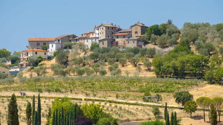 Solomeo: borgo dell'Umbria preferito dai potenti della Silicon Valley