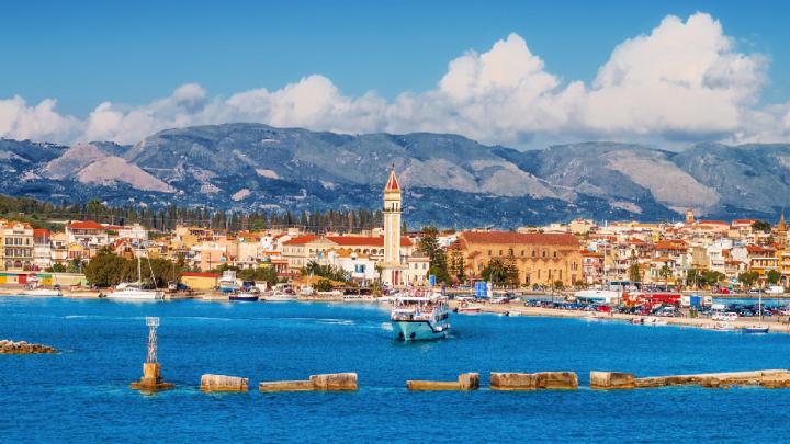 Vediamo le isole greche raggiungibili in aereo