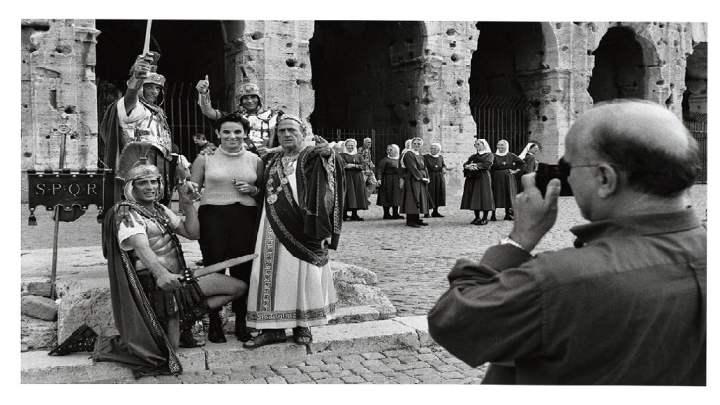 La prima grande mostra di Gianni Berengo Gardin dedicata unicamente alla Capitale