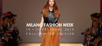 Milano Fashion week dal 17 al 23 settembre