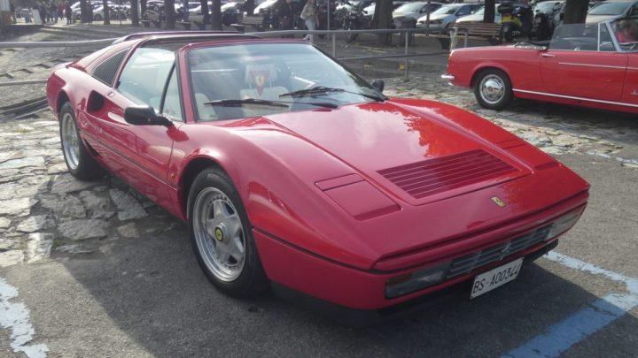 Classic Eleganza nell'ottobre di Stresa, l'automobile da spettacolo