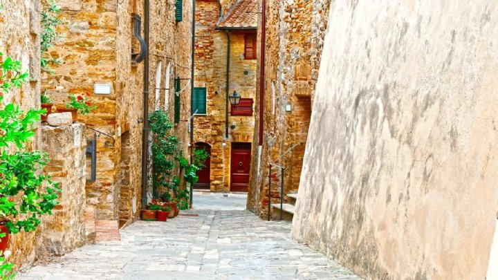 Cetona: l'affascinante borgo medievale di origine etrusca