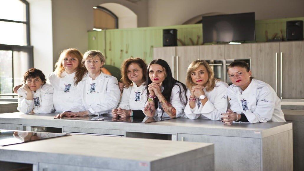 Donne di Pizza Donne di Cuore a Milano Golosa e Golosaria