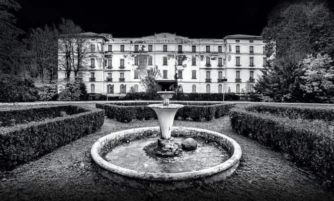Exit. Hotel fantasma in provincia di Pavia