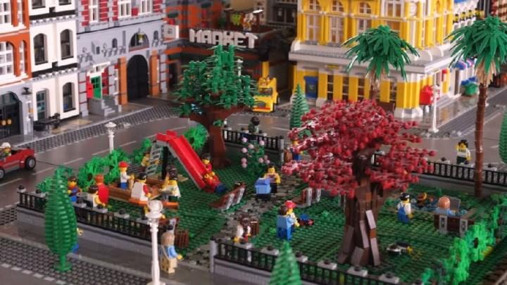 """Al Museo della Permanente di Milano arriva la mostra """"I Love Lego"""""""
