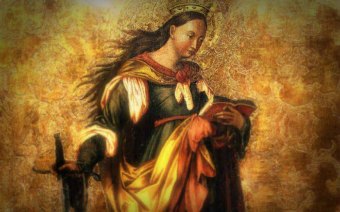 Santa Caterina di Alessandria, regina del Lago Maggiore